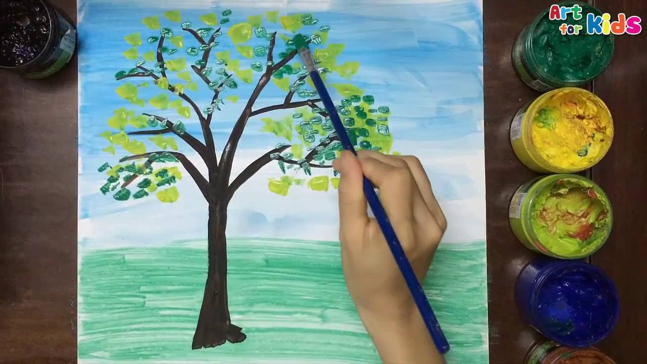 Paint to Poetry (Outdoors) @ Rappahannock Community College outdoors
