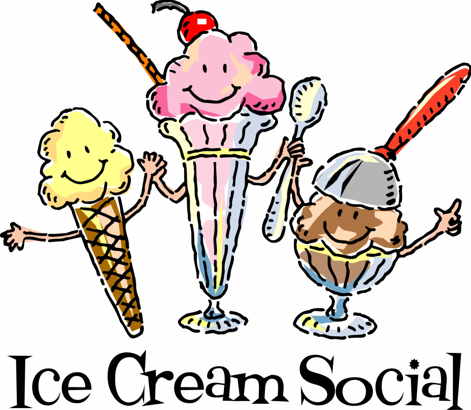 Ice Cream Social @ Rappahannock Community College Student Lounge