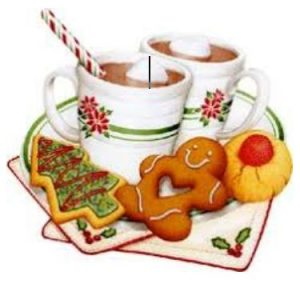Teen & Tween Christmas Party & Cookie Decorating  Contest @ Richmond County Public Library/ RCC Campus Room 118