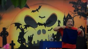 Spooky Halloween Magic Show with Cris Johnson @ Online anytime