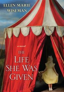 "Hoopla Book Club Discussion: ""The Life She Was Given"" by Ellen Marie Wiseman @ Zoom meeting"