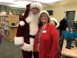 Letters To (and From) Santa! @ Richmond County Public Library/ RCC Campus
